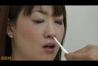 ≪美熟女の鼻水や涙が見たい≫!!