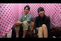 【素人ナンパ企画】男女友達同士!薄ラップ越しの素股ゲームで賞金ゲット?Vol.04