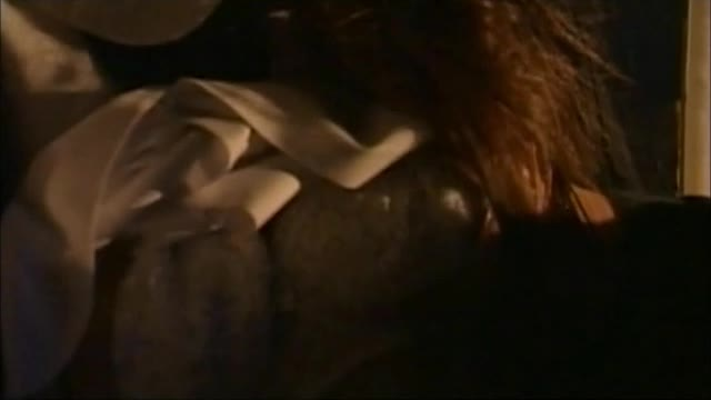 【Vシネマ】教育実習生が深夜の教室で覆面男にレイプされ変態男の言いなりに!OV「教育実習生レイプ肉地獄」濡れ場!